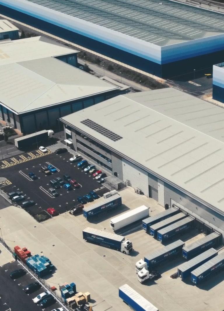 Client Warehouse Video